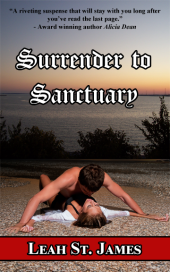 Surrender to Sanctuary by Leah St. James