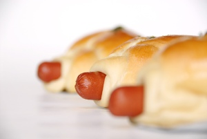 A hot dog is just a hot dog if you want another date.