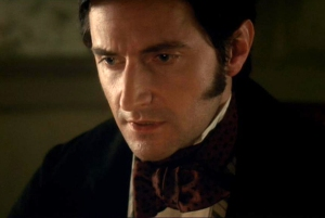You better work that cravat, Richard.